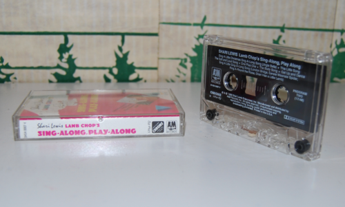 Shari lewis lambchop singalong tape 1