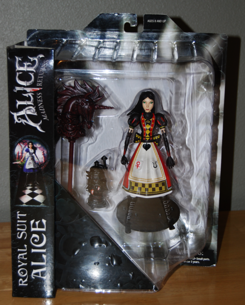 American mcgee's alice royal suit