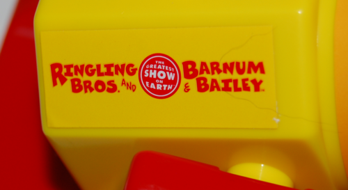 Ringling bros circus cannon 2