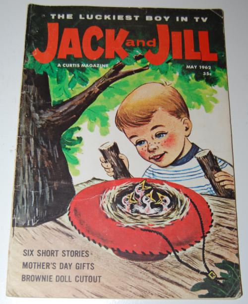 Jack & jill may 1962