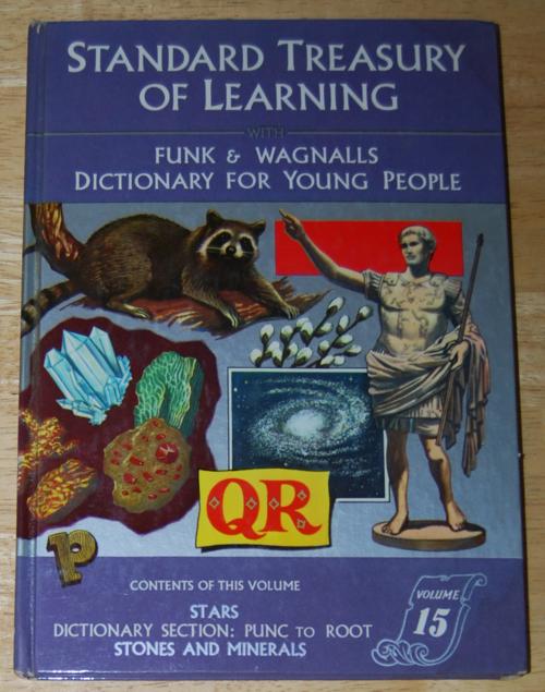 Standard treasury of learning