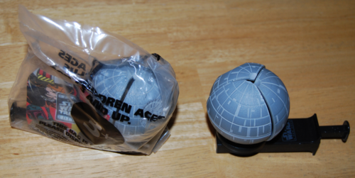 Taco bell star wars prizes 1997