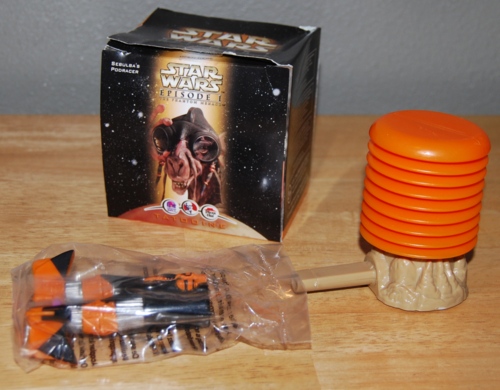 Taco bell star wars prizes 1999 2