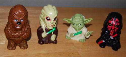 Bk star wars 2005 toys