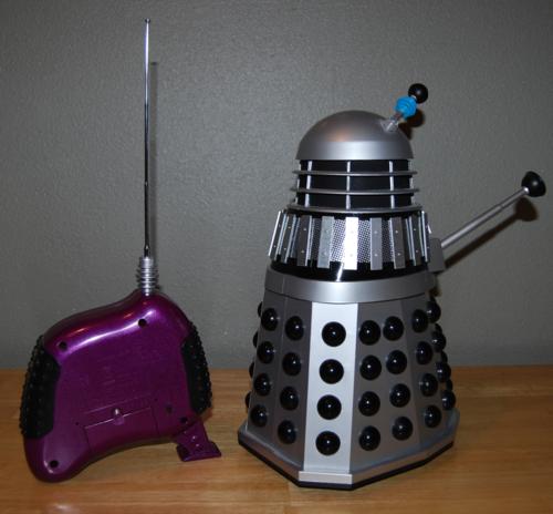 Dalek robot 3