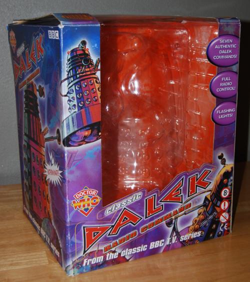 Dalek box