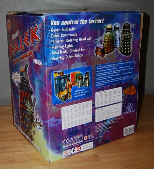 Dalek box 2