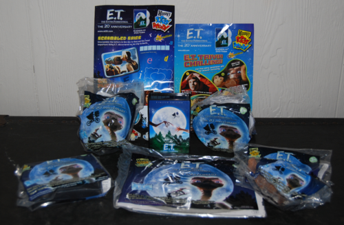 Wendy's e.t. prizes 2002