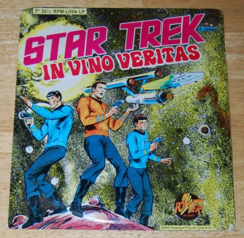 Star trek record 1975