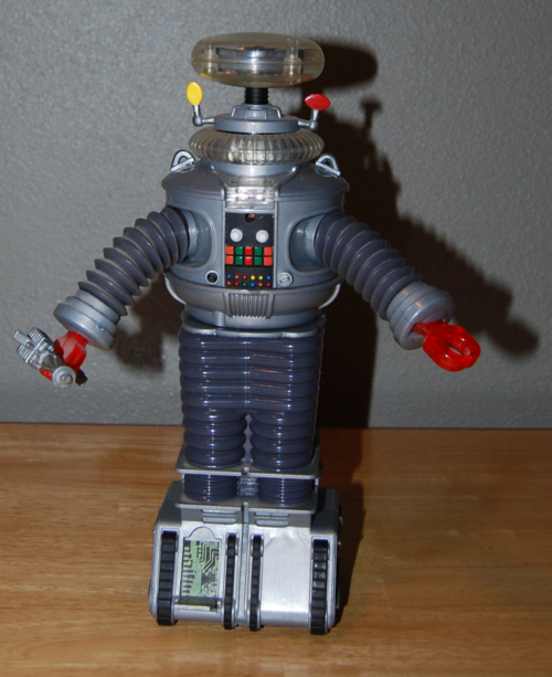 B9 robot battery operated