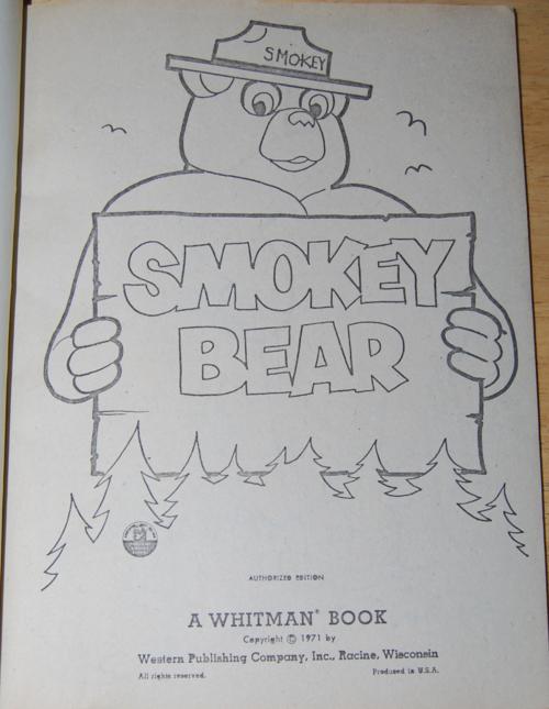 Smokey the bear 2