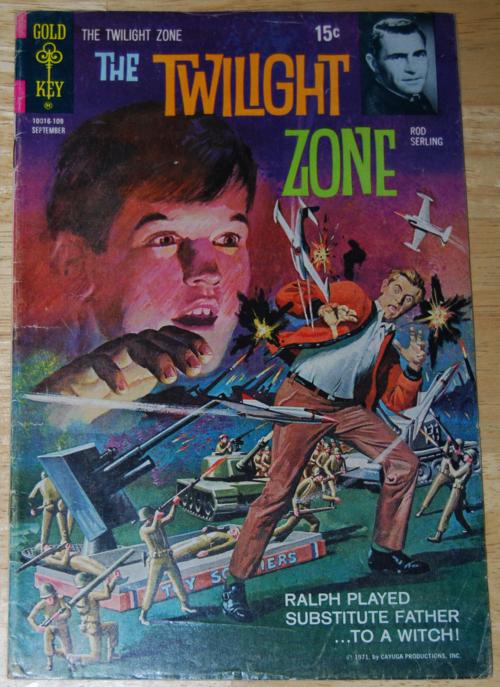 Twilight zone comic 11