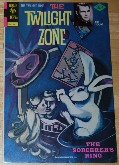 Twilight zone comic 13