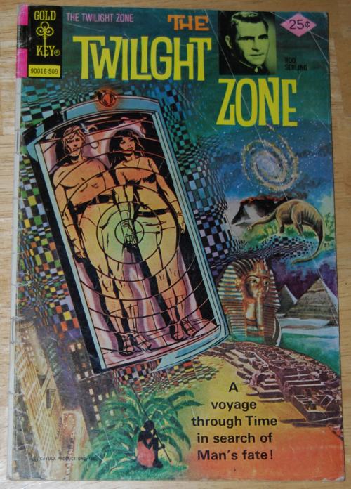 Twilight zone comic 14