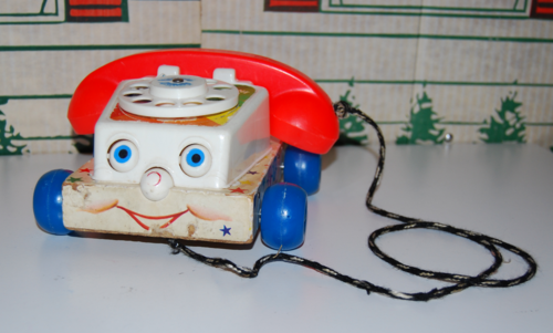 Fisher price original chatterphone 1
