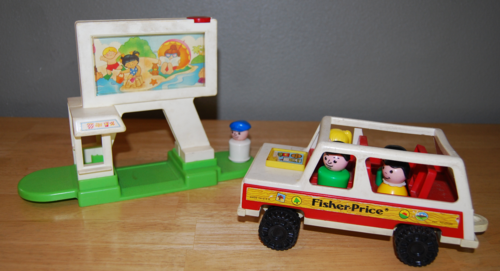Fisher price drive in 2