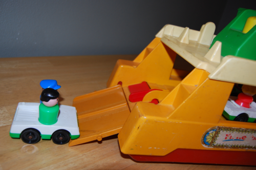 Fisher price ferry 2