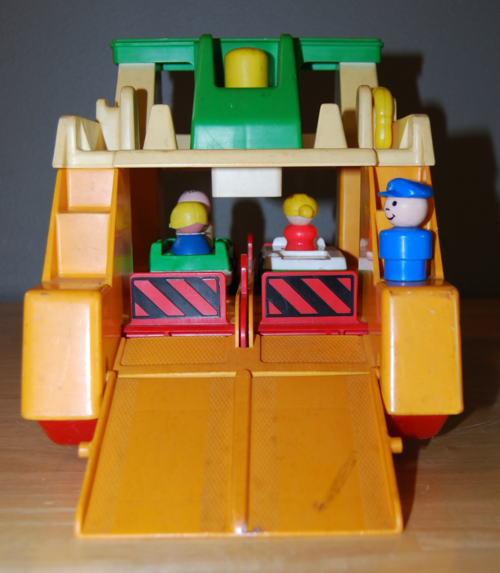 Fisher price ferry 4