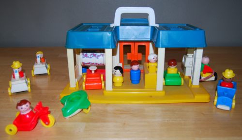 Fisher price little mart 6