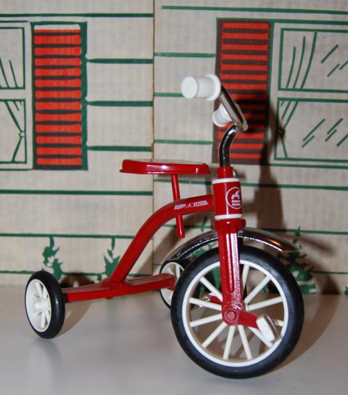 Radio flyer tricycle 2