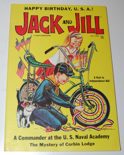 Jack & jill july 1968