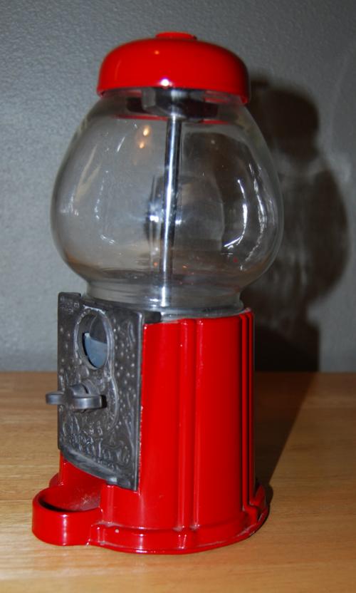 Gumball machine 3