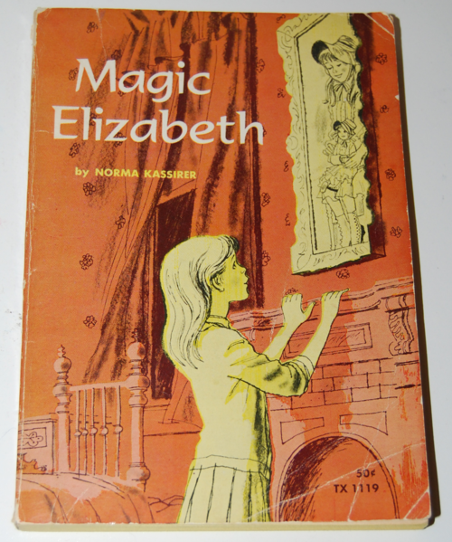Magic elizabeth scholastic
