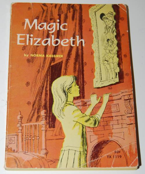 Magic elizabeth scholastic