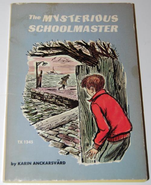 The mysterious schoolmaster scholastic
