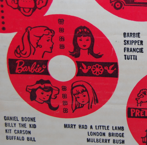 Mattel o phone box 1965 7
