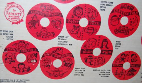Mattel o phone box 1965 6