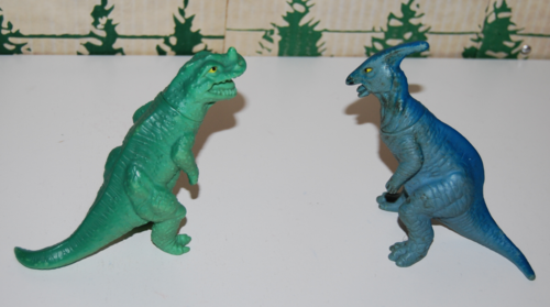 1988 playskool dinosaurs