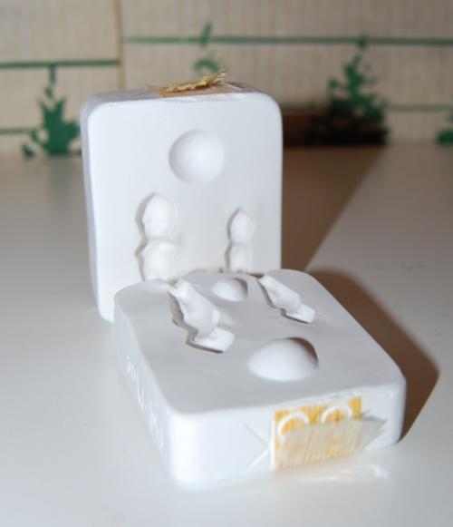Kewpie mold 1
