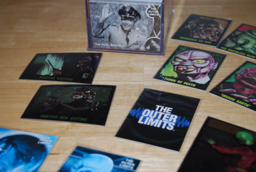 Outer limits cards 2