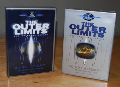 Outer limits dvds