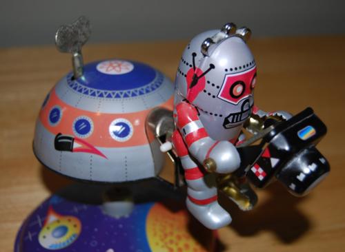 Mars 1 tin space toy 2