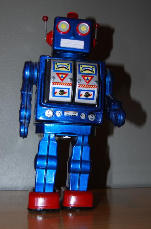 Robot 2000 2