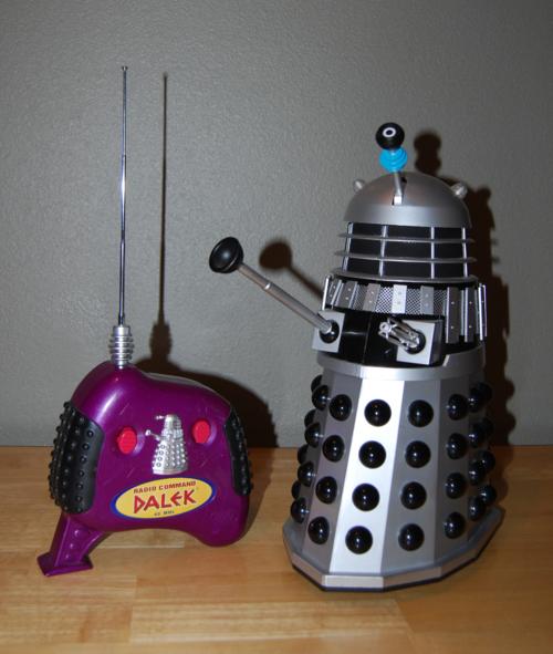 Dalek robot