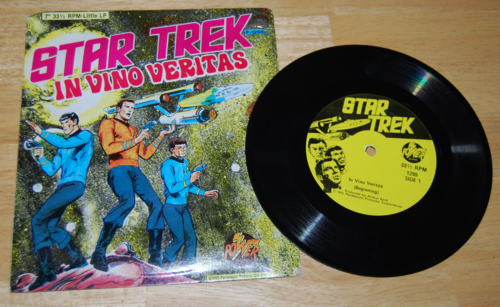 Star trek record 1975 x