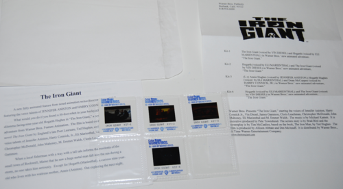 Iron giant packet