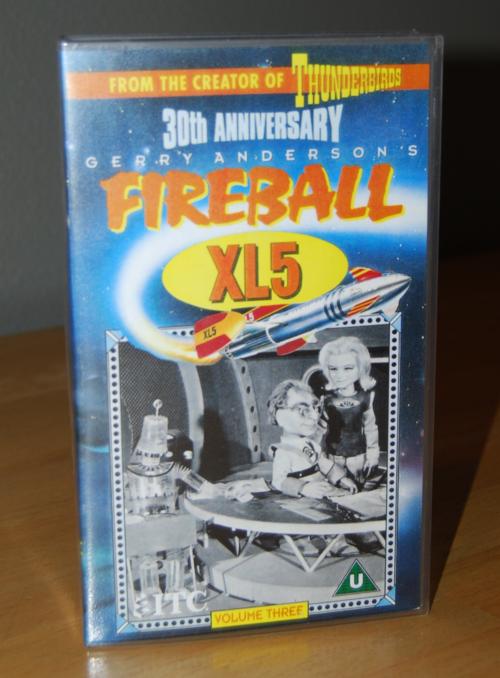 Fireball xl 5
