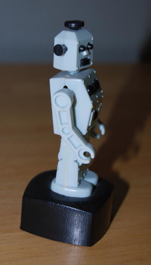 Robot pushtoy 2