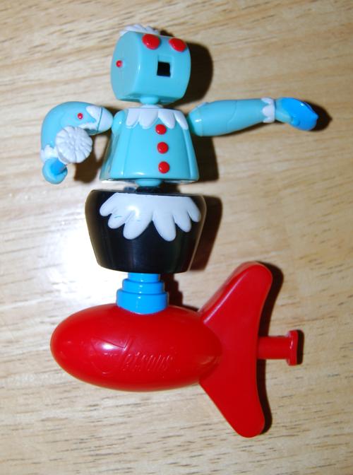 Rosie robot toy