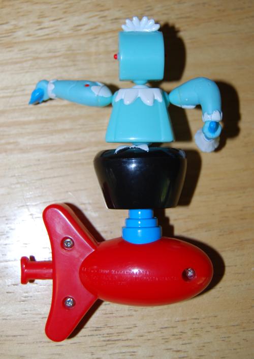 Rosie robot toy 2