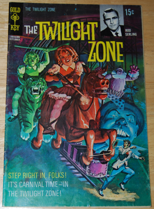 Twilight zone comic 2