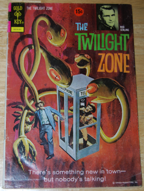 Twilight zone comic 5