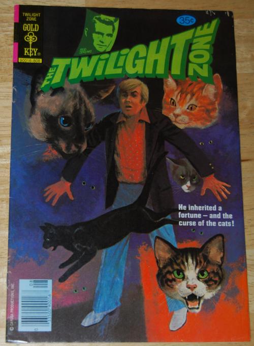 Twilight zone comic 15