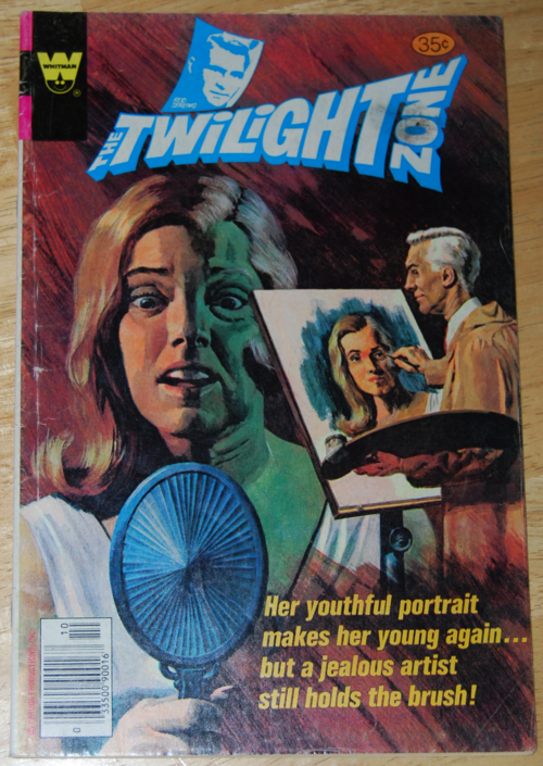 Twilight zone comic 17