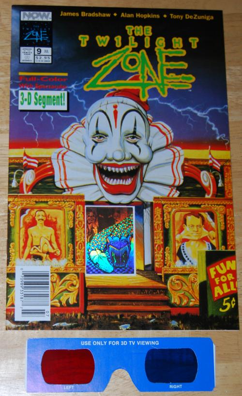 Twilight zone comic 18
