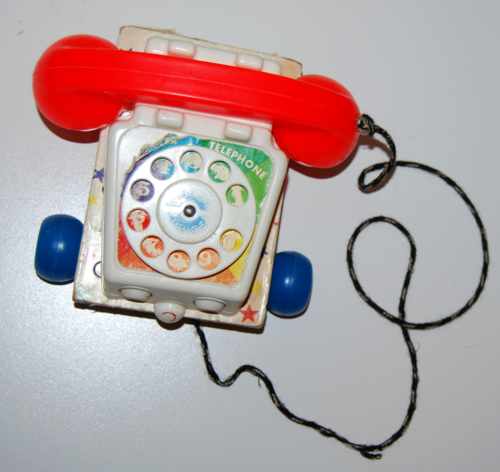 Fisher price original chatterphone 3
